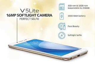 Download Firmware Vivo V5 Lite Terbaru Tanpa Iklan