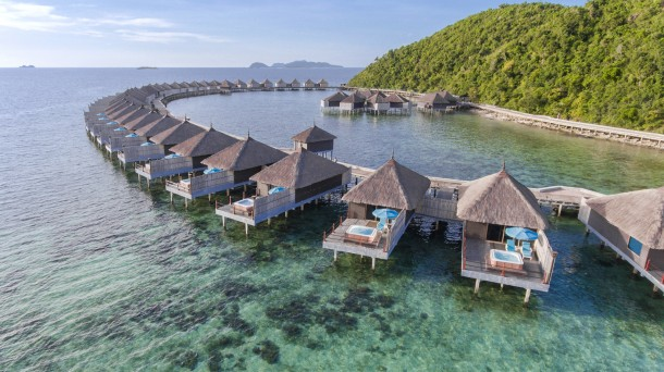 Huma Island Resort & Spa, Palawan