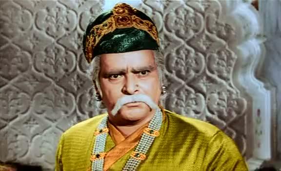 Mughal-E-Azam (1960) Hindi Movie 425MB DVDRip | 300MB ...
