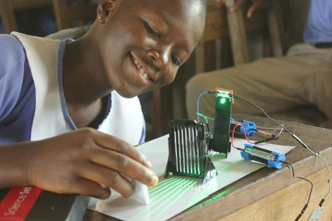 Meet the Ghanaians whose portable science lab won award at international engineering innovation contest