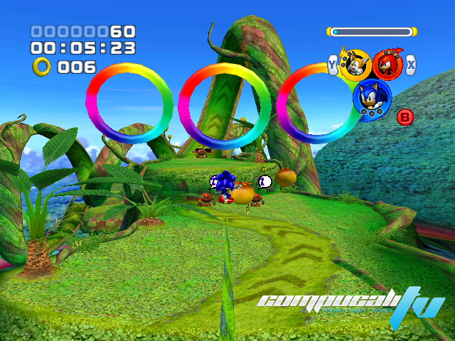 Sonic Heroes PC Full Español