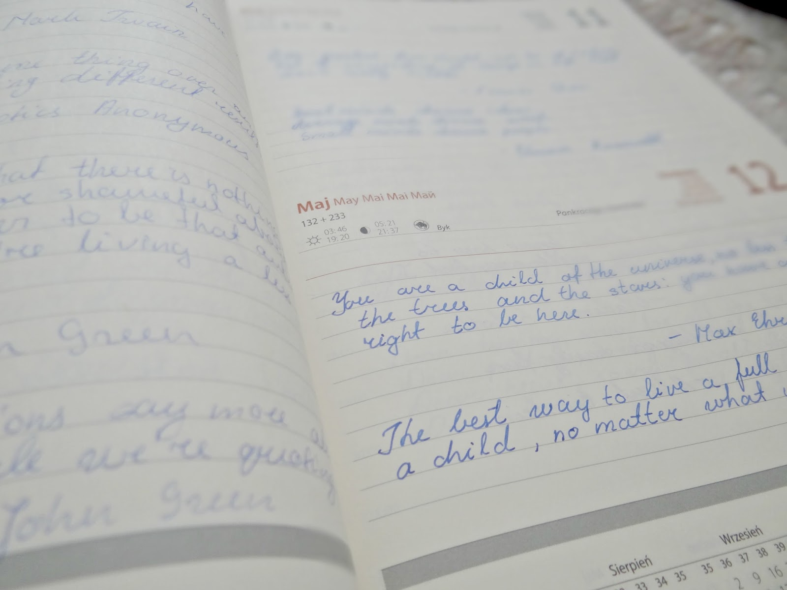 Quotes Journal 10 Amazing Quotes From The Quote Book  The Nerdy Me