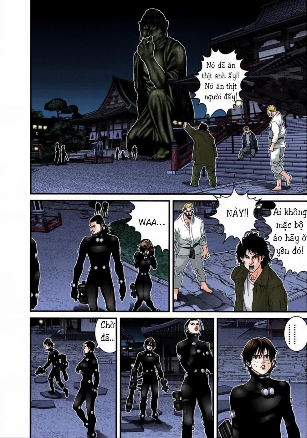 Gantz Chap 73: Bàn tay của quỷ trang 8