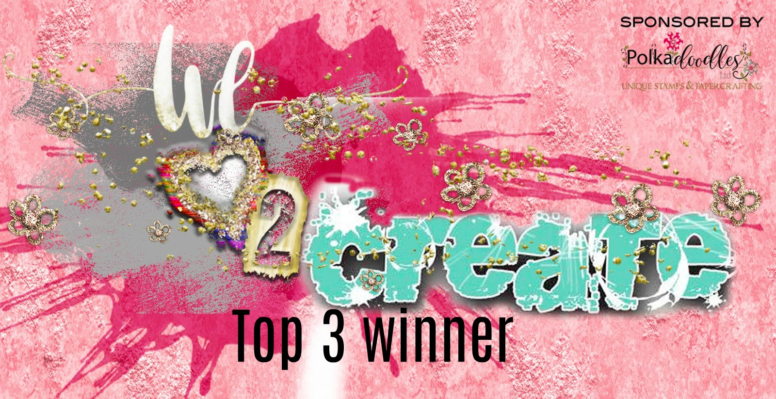 Top3 at Love 2 Create