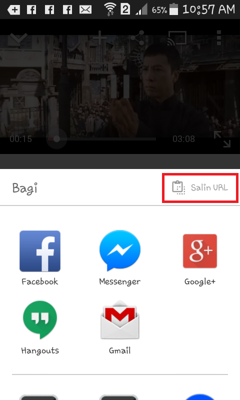 Cara Alternatif Download Video Youtube di Android dengan SaveFrom