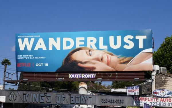Wanderlust Netflix series billboard