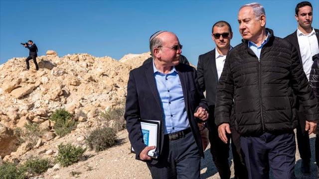 Atacan a base israelí al tiempo que Netanyahu visita la frontera