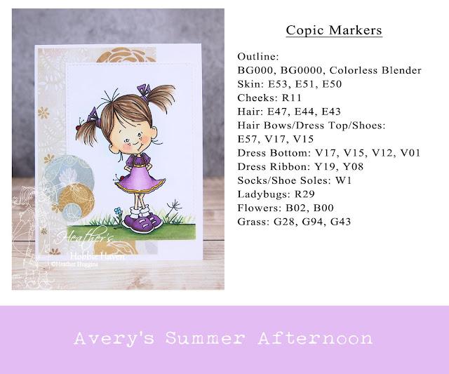 Heather's Hobbie Haven - Avery's Summer Afternoon