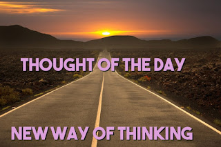 New way of thinking