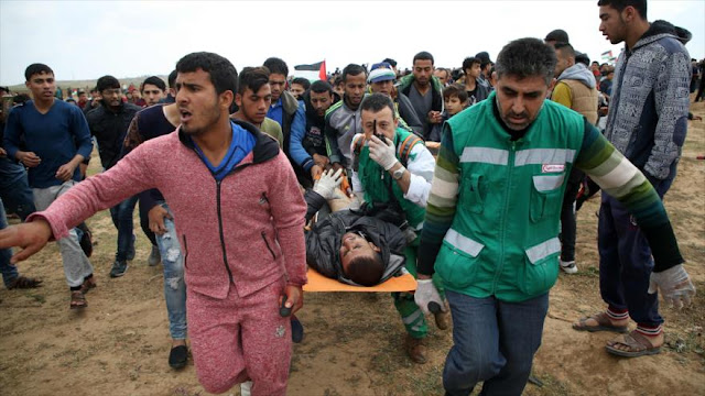 Rusia condena 'uso indiscriminado de violencia' por Israel en Gaza