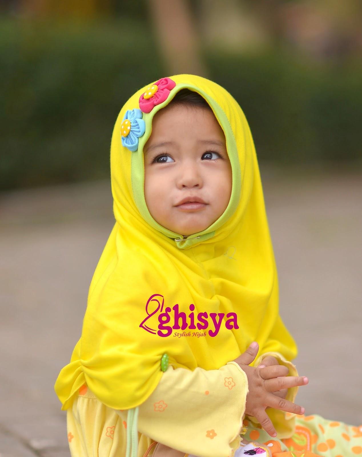 Grosir Hijab Kaos