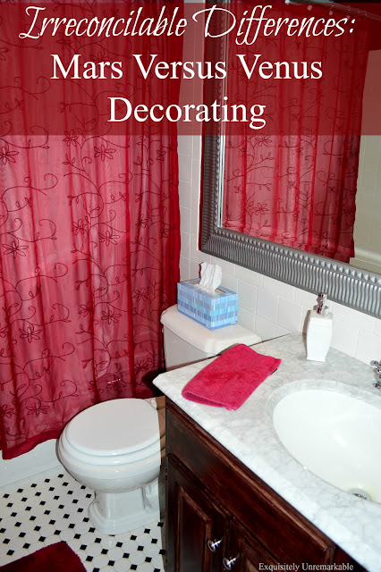 Decorating Differences Between Couples