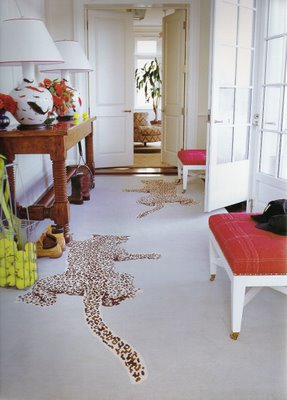 The Climbing Leopard Rug Designed By Diane Von Furstenberg For Company Has A Very Good Vibe From 70 S That I Easily Relate To
