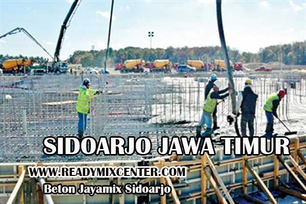 Harga Beton Cor Jayamix Sidoarjo Per Kubik 2019