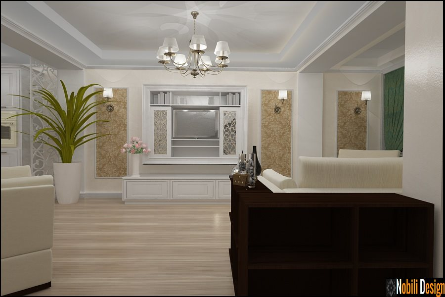 Design interior vila stil clasic de lux Bucuresti-Design Interior-Amenajari Interioare-case clasice-pret
