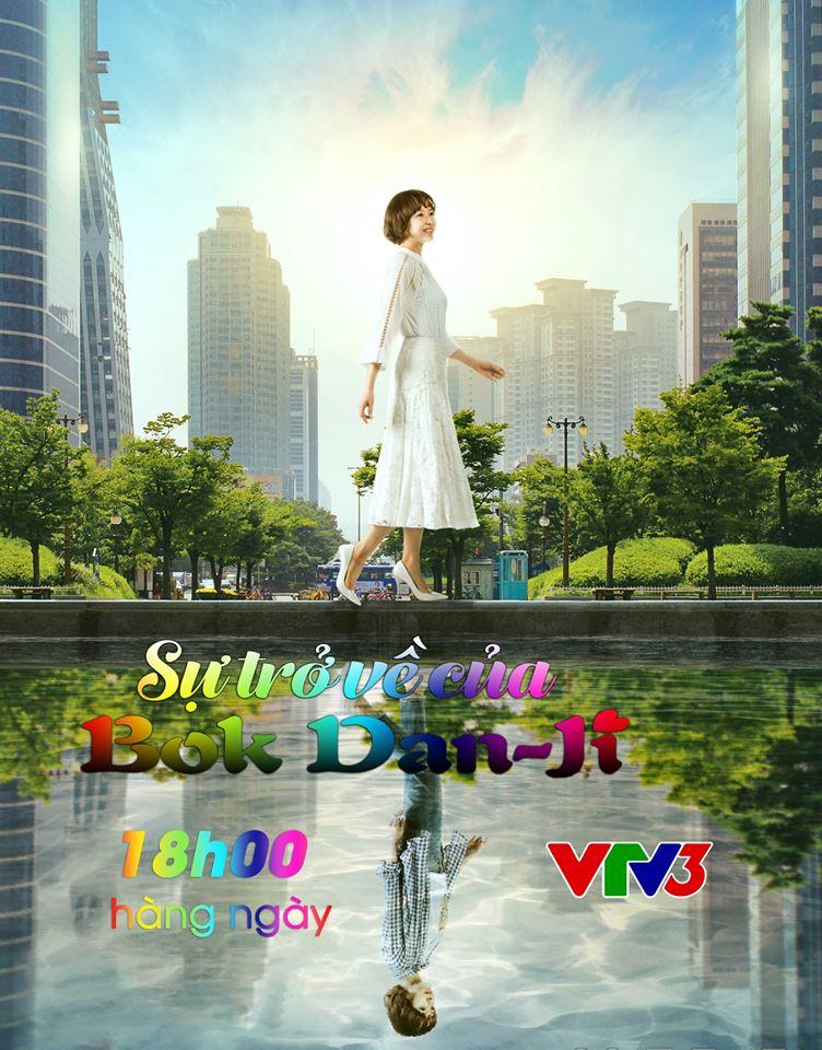 Sự Trở Về Của Bok Dan-Ji - Kênh VTV3 (2019)