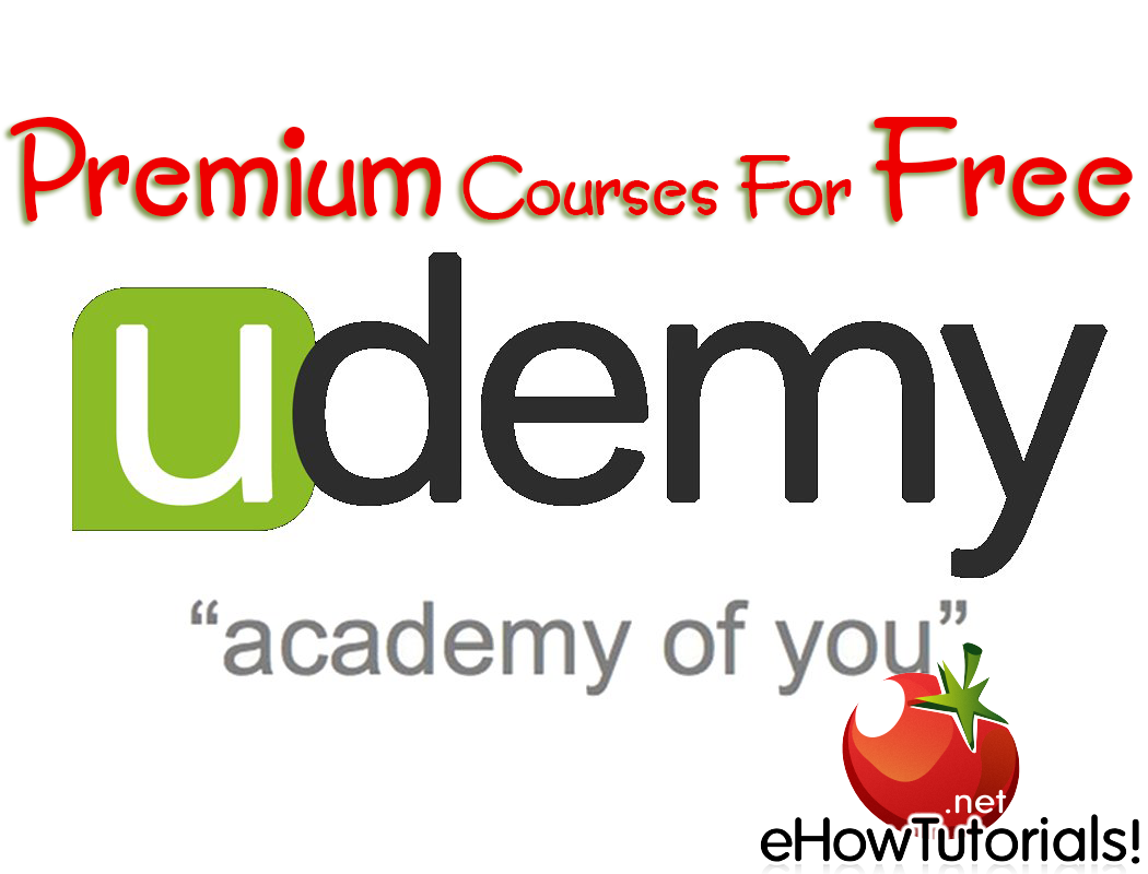 Top 15 Premium Udemy Courses For Free | eHowTutorials