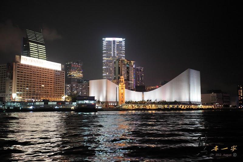 [香港必踩景點] 維多利亞港海景