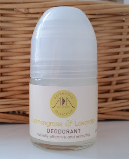AA Skincare Deodorant Lemongrass and Lavender