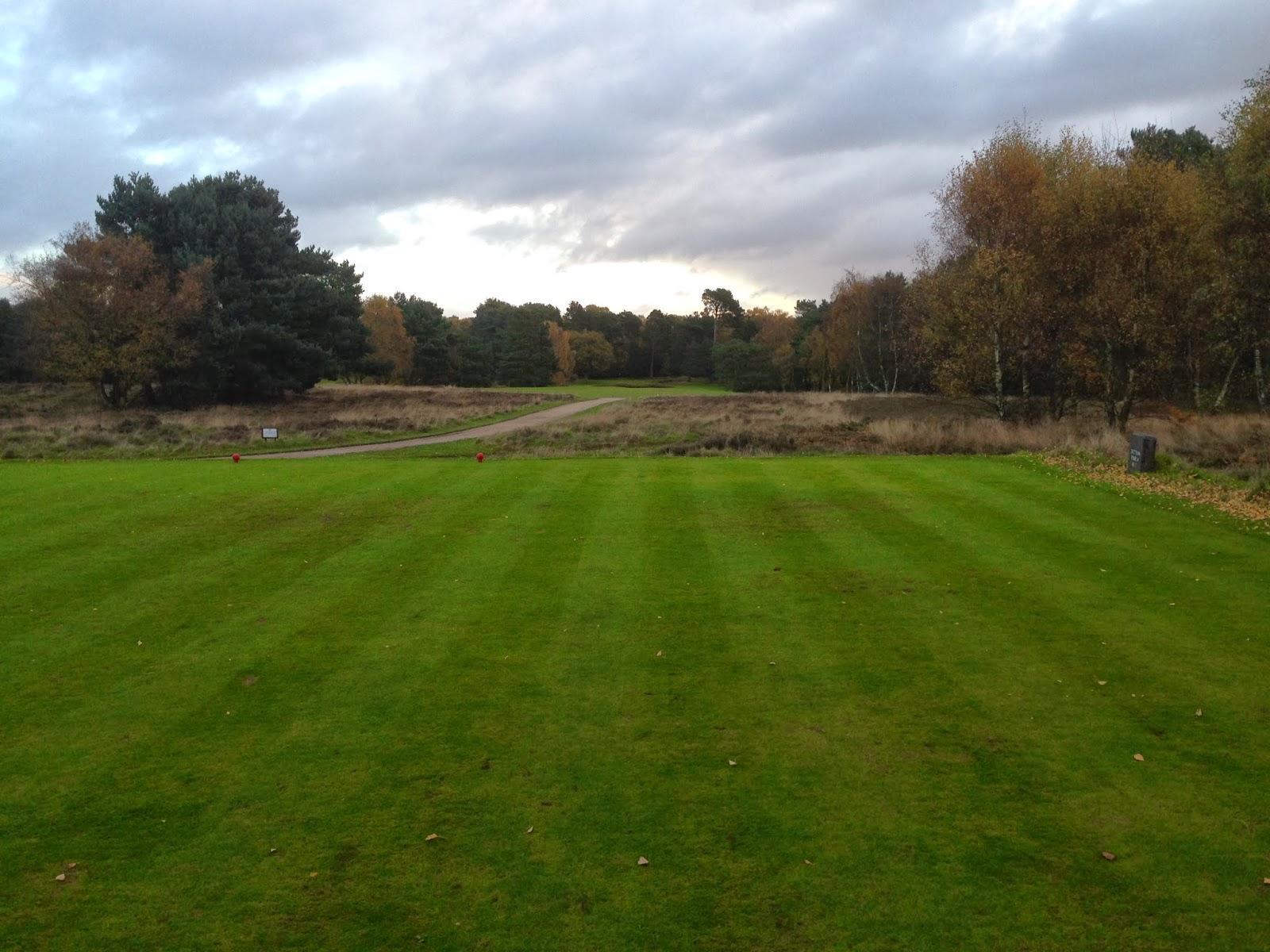 Enville Golf Club Greenkeeping