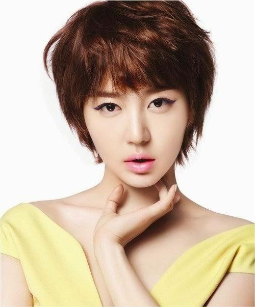 Inilah Gaya Rambut Cewek Korea Terbaru - Gaya Rambut