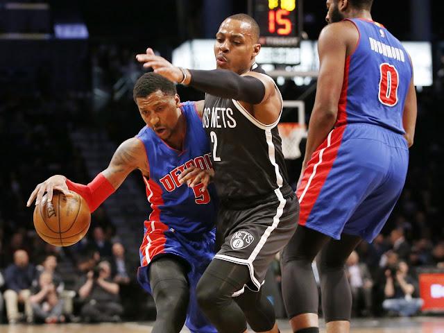 PistonsFr, actualité des Detroit Pistons en France