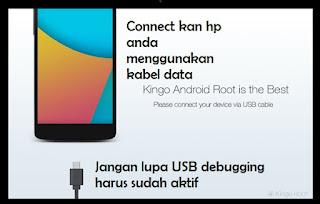 Cara root hp android dengan kingoroot menggunakan PC