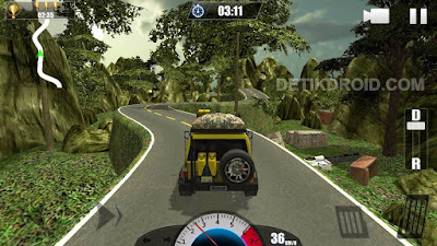 Off Road 4x4 Hill Jeep Driver Apk Mod