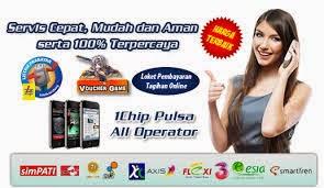 Pusat Distributor Grosir Pulsa Bandung All Operator Call 085721618434