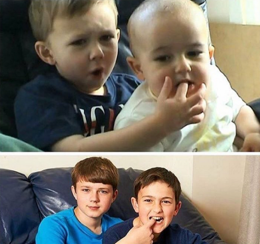 Remember viral video 'Charlie bit my finger kids'? They are grown now (photos)