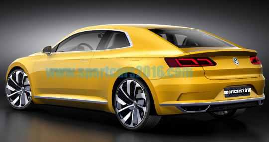 VW Scirocco New Model 2017