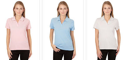 polos mujer golf
