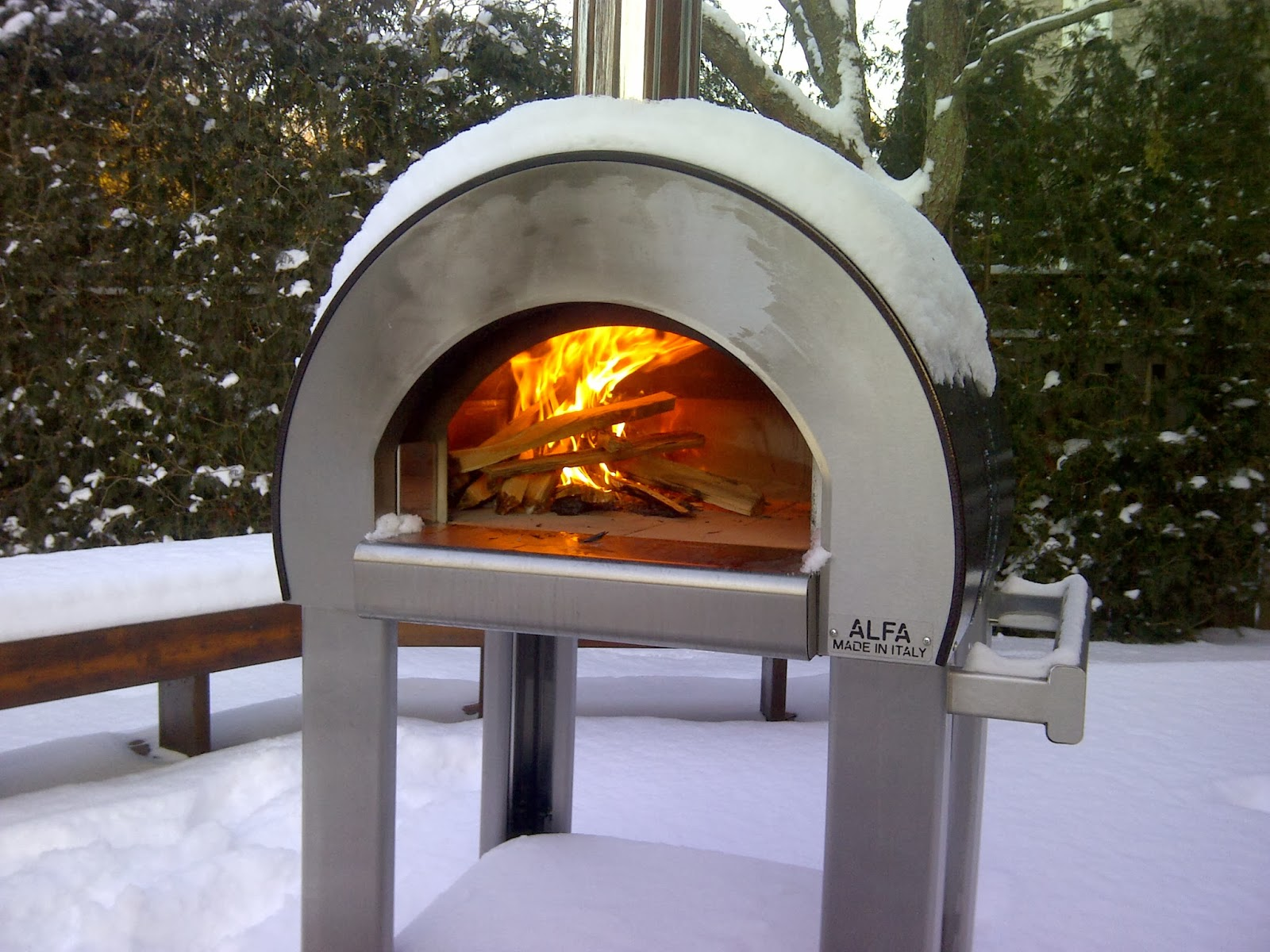 outdoor kitchen pizza oven design cute aprons mode concrete is kelowna 39s