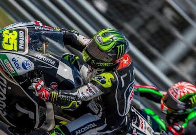 Crutchlow Jadi Saksi Langsung Insiden Rossi vs Zarco, Ini Katanya