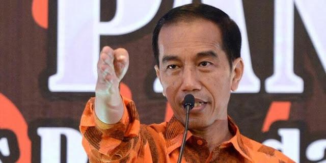 Jokowi Sebut Sudah Difitnah Selama 4 Tahun di Media Sosial