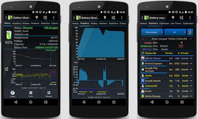 تحميل تطبيق 3C Battery Monitor Widget Pro, كيف تجعل البطارية تدوم, اعادة ضبط بطارية السامسونج