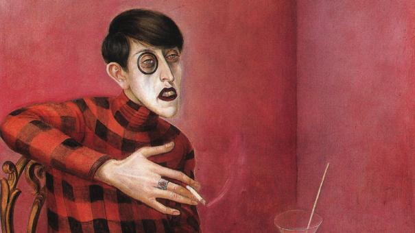 Portret dziennikarki Sylvii von Harden – kiedy na niego patrzę, chcę zapalić papierosa