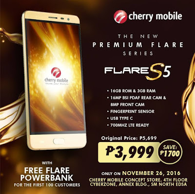 Cherry Mobile Flare S5 All Out Sale