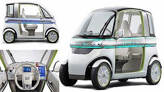 Daihatsu Pico EV