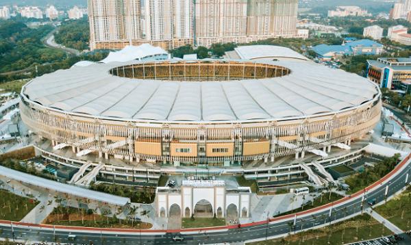Waduh! Akun Sosmed Stadion Bukit Jalil Kritik Perilaku The Jakmania