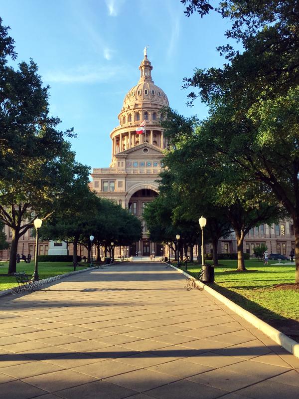 Texas Capitol Building - Tori's Pretty Things Blog