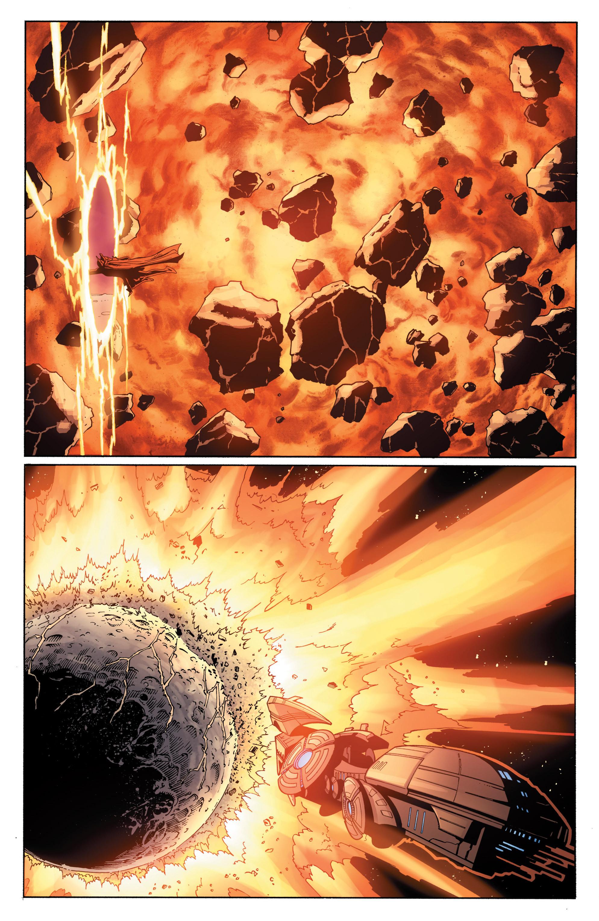 Read online Uncanny Avengers (2012) comic -  Issue #17 - 22