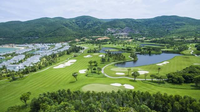 Sân Golf dự án Vinpearl Nam Hội An