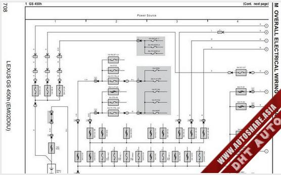 [DIAGRAM] 2007 Lexus Gs 43035wiring Diagram Original FULL