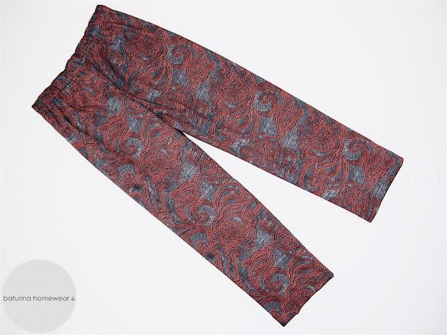 mens pajama pants paisley cotton luxury pajamas for men classic men's pyjama trousers long