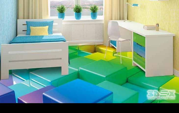 Best 3d flooring designs 3d epoxy floor images for for 3d flooring uk