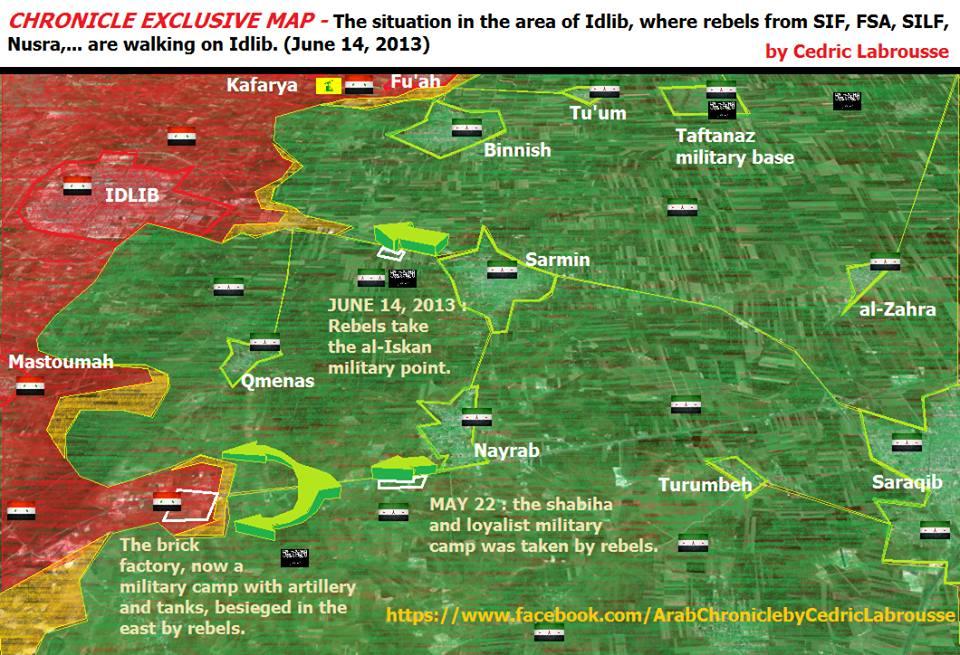 Gempar kemenangan para mujahidin yang sungguh luar biasa for Syria war template