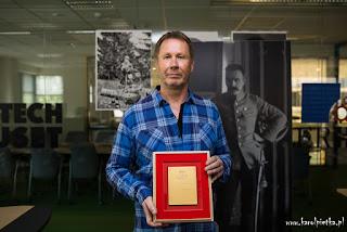 Skarbnica Narodowa nagroda dla Roberta Kotowicza