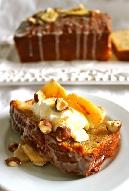 Warm Amp Snug Amp Fat Hazelnut Amp Buttermilk Banana Loaf