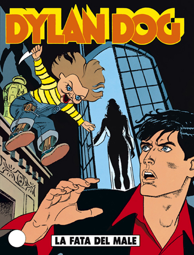 Dylan Dog (1986) 79 Page 1